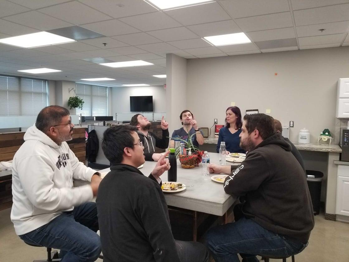 Team lunch_Jan2020